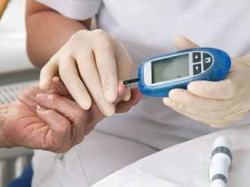 Xét nghiệm máu để chẩn đoán bệnh tiểu đường tuýp 2