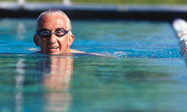 Bơi lội đối với bệnh tiểu đường