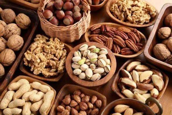 Các loại hạt dành cho người tiểu đường