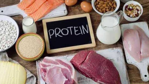 Protein cho người tiểu đường