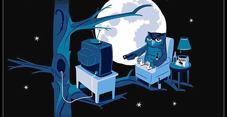 Tác động tiêu cực của việc thức khuya