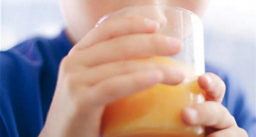 nước ngọt tăng nguy cơ tiểu đường ở trẻ em