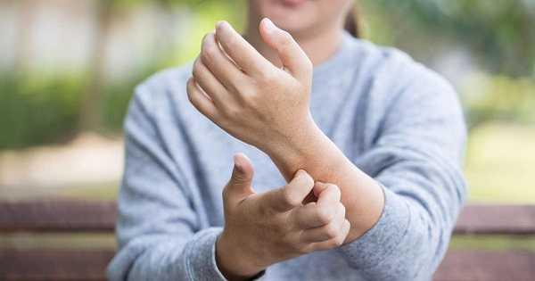 biến chứng về da của bệnh tiểu đường