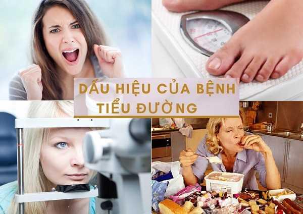 Triệu chứng bệnh tiểu đường ở phụ nữ