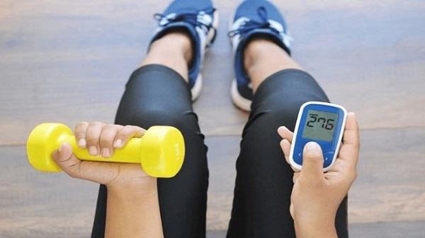 Thời gian tập thể dục tốt cho người tiểu đường
