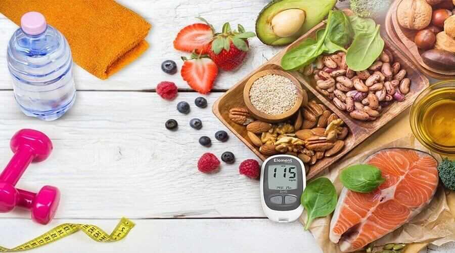 Thực phẩm tốt cho bệnh nhân tiểu đường