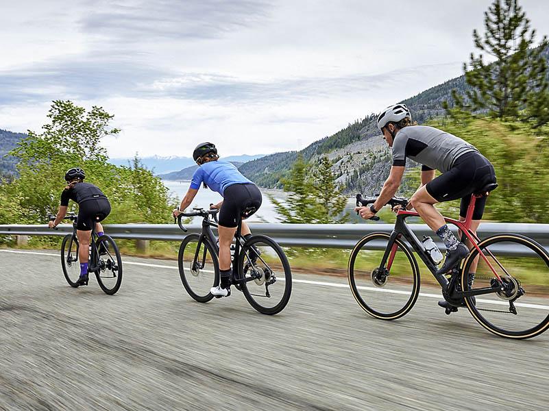 Bài tập đạp xe sẽ làm tâm trí thoải mái hơn