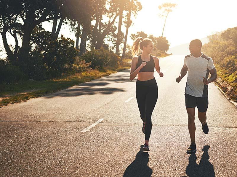 Bệnh nhân tiểu đường nên có bạn đồng hành cùng tập luyện