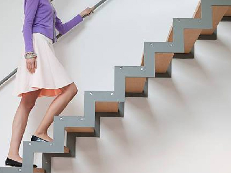Nếu không có thời gian thì leo cầu thang là một bài tập hiệu quả
