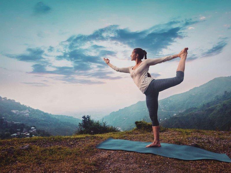 Các bài tập yoga sẽ giúp tâm trí thanh thản
