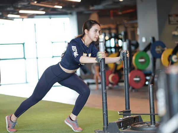 Bài tập thể dục cho người tiểu đường - Tập Gym