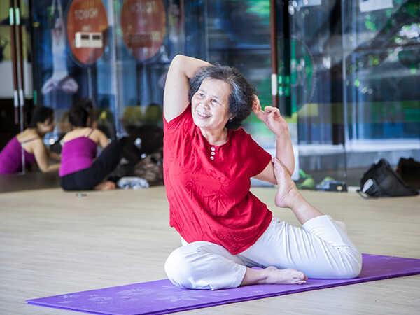 Bài tập thể dục cho người tiểu đường - Yoga