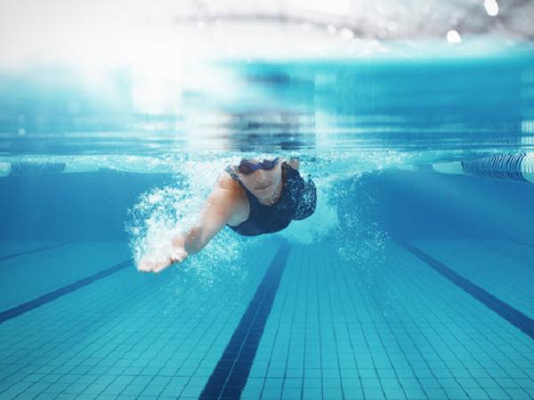 Bơi lội rất tốt cho người tiểu đường