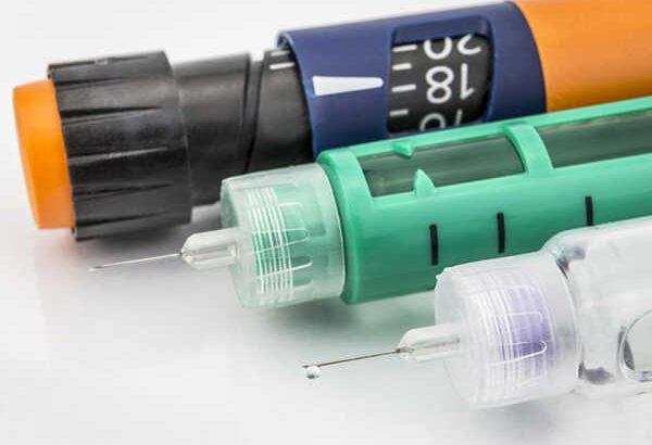 bút tiêm insulin
