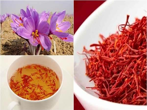 Cách sử dụng Saffron trị tiểu đường