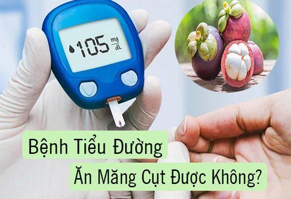 Người mắc bệnh tiểu đường ăn măng cụt được không?