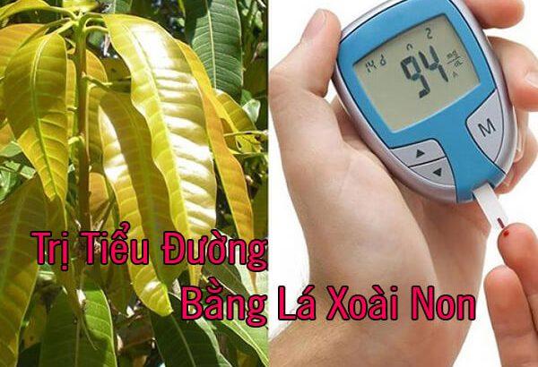 Trị tiểu đường bằng lá xoài non có hiệu quả như lời đồn?