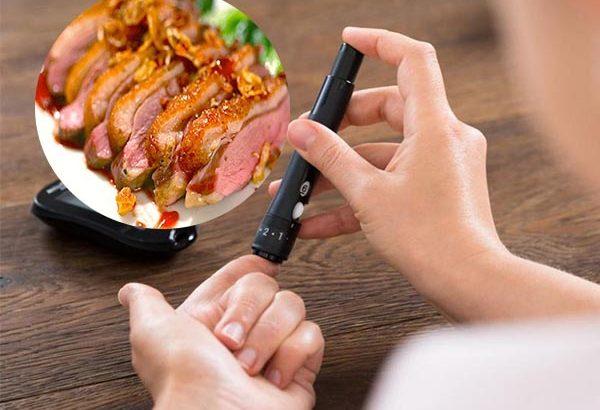Người mắc bệnh tiểu đường có ăn được thịt vịt không?