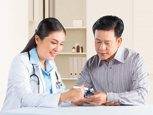 Bệnh tiểu đường có thể khiến tăng huyết áp?