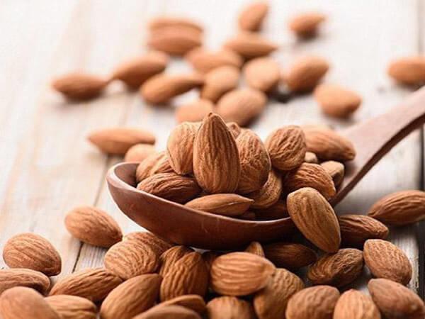Hạt hạnh nhân ngũ cốc nguyên hạt cho người tiểu đường