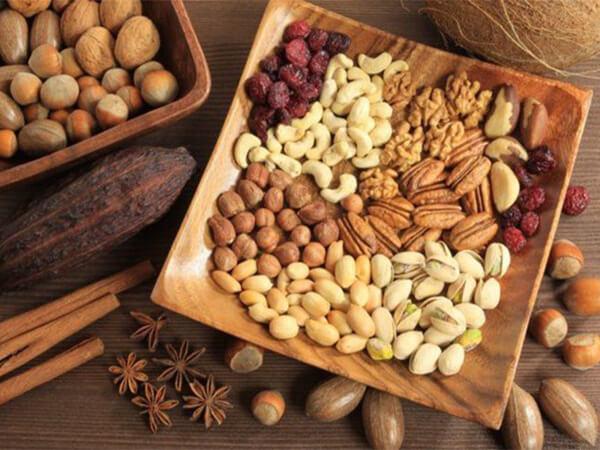 Ngũ cốc nguyên hạt cho người tiểu đường có chứa chất béo có lợi