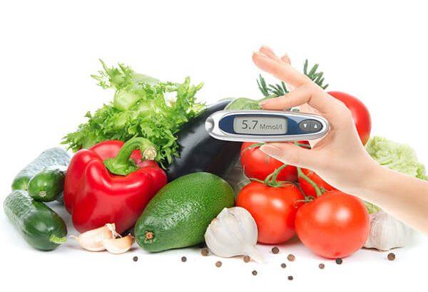 Nguyên tắc làm tháp dinh dưỡng cho người tiểu đường