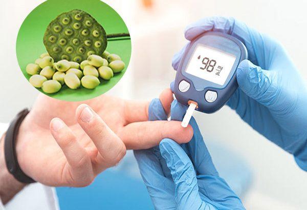 Bệnh nhân tiểu đường có ăn được hạt sen không?