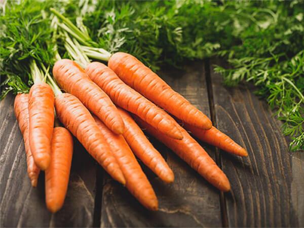 Bệnh tiểu đường có ăn được cà rốt không?