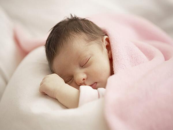 Trẻ sơ sinh bị tiểu đường thường ngủ nhiều