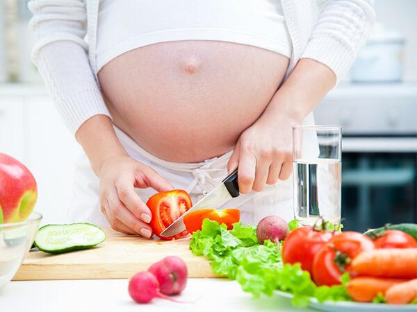 Chế độ dinh dưỡng cho người bị tiểu đường thai kì tuần 32?