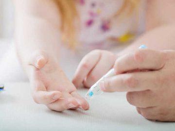 bệnh tiểu đường ở trẻ em có chữa được không