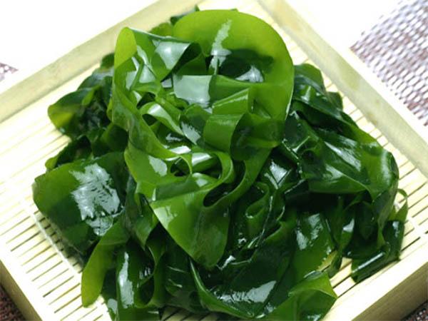 Canh cải bẹ trắng, rong biển cho người tiểu đường kèm gan nhiễm mỡ