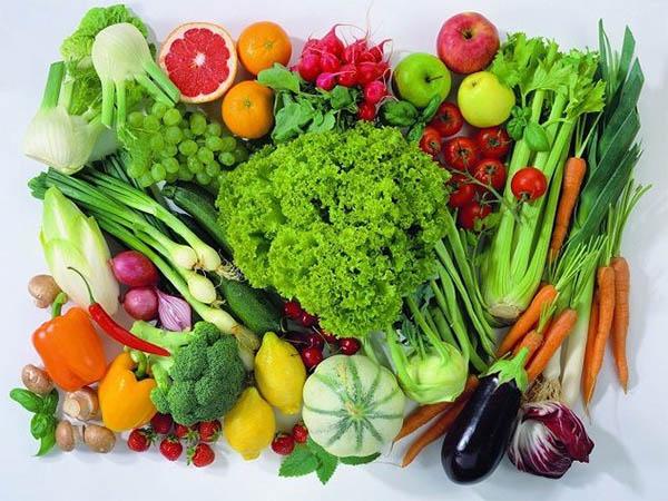 Bổ sung nhiều rau củ quả giúp cai thuốc lá và cân bằng đường huyết