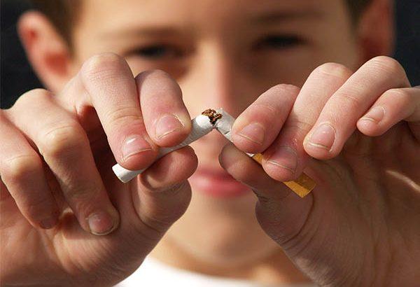 Tuyệt đối không hút thuốc lá