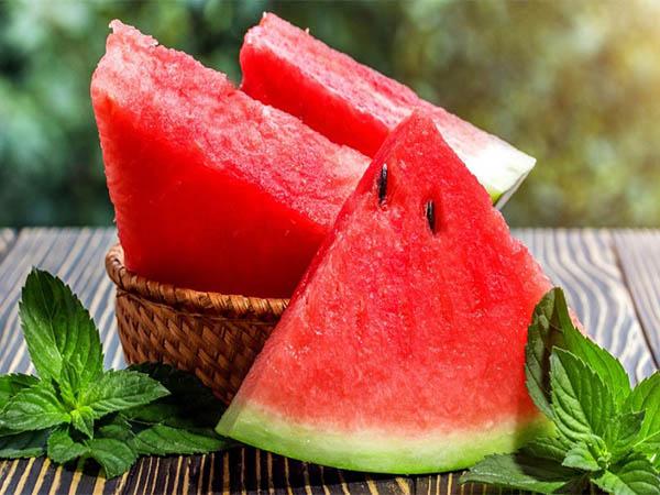 Dưa hấu thực phẩm tốt cho tiểu đường vào mùa hè