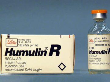 Thông tin cần biết về thuốc tiêm tiểu đường Humulin R