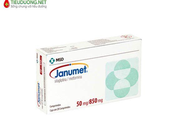 Những thông tin cần biết về thuốc tiểu đường Janumet