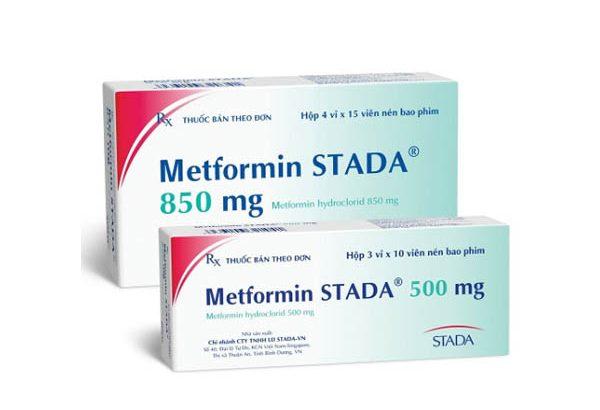 Thông tin cần biết về thuốc trị tiểu đường Metformin