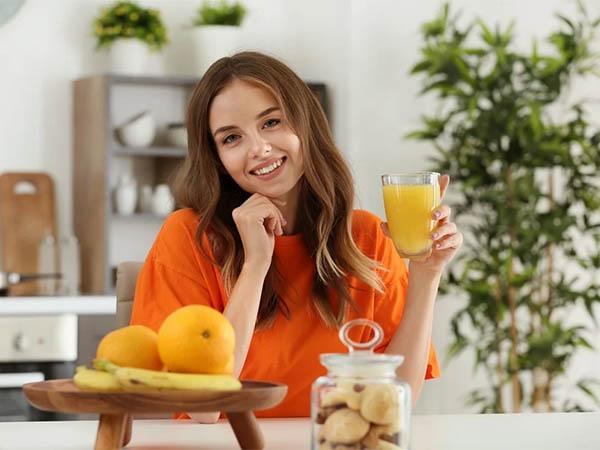 Bị tiểu đường thai kỳ có được uống nước cam không?