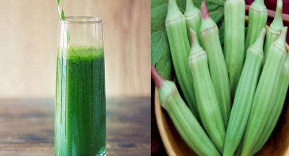 Nước ép đậu bắp thức uống tốt cho người bệnh tiểu đường
