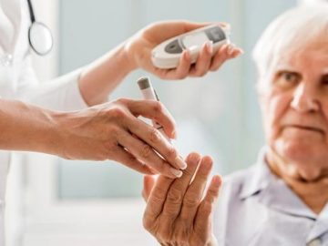 bệnh tiểu đường ở người cao tuổi