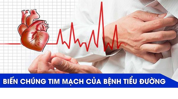 Nguyên nhân các bệnh tim mạch do tiểu đường