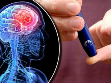 tiểu đường ảnh hưởng đến não bộ