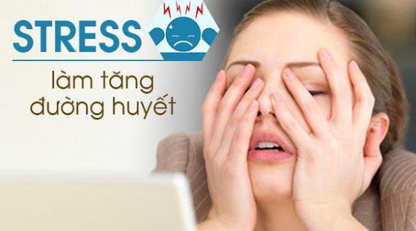 Ảnh hưởng của stress đối với bệnh tiểu đường