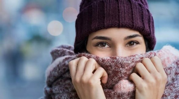bệnh tiểu đường với chứng nhạy cảm với lạnh