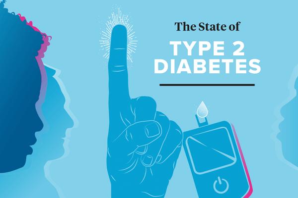 sự phát triển bệnh tiểu đường tuýp 2