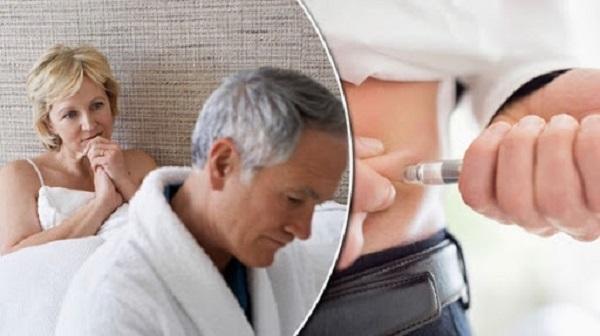 bệnh tiểu đường ảnh hưởng đến sinh lý nam giới