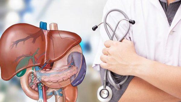 tiểu đường biến chứng gan