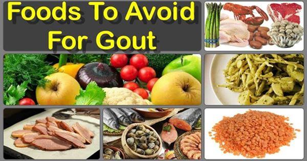 Thực đơn cho người bị gout và tiểu đường