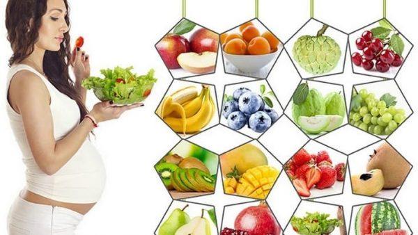 Thực phẩm dễ gây tiểu đường thai kỳ